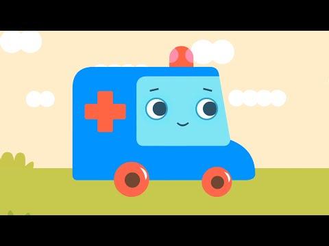 Раскраски для малышей про машинки