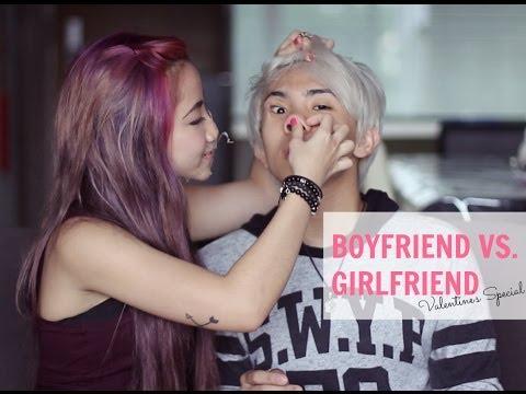 dating versus boyfriend