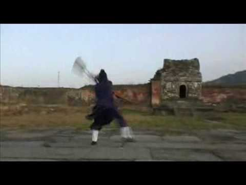 Wudang Monk Spade (武当方便铲) - Master Yuan Xiu Gang (袁修刚)
