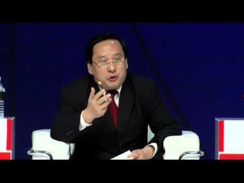 """ABIS 2015: """"In Conversation with Dr. Victor Gao: Is China's Economy Slowing Down?"""""""