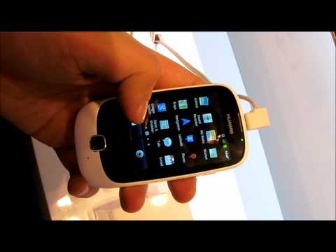 Huawei Ascend Y 100 Hands-On - Androidsuomi.fi