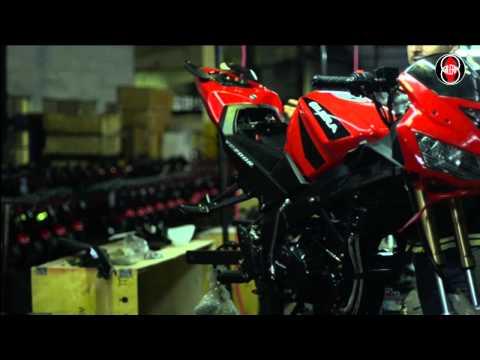 GILERA MOTORS ARGENTINA - Video Institucional  2013