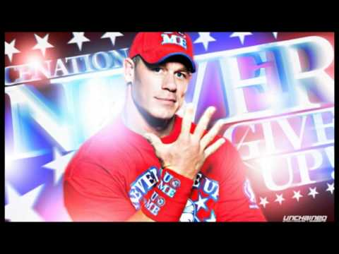 John Cena Theme Song video