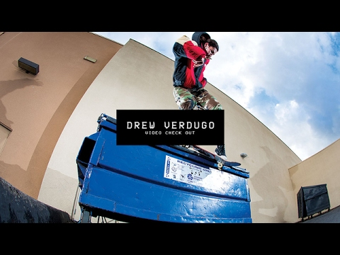 Video Check Out: Drew Verdugo