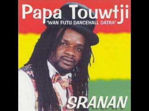 Papa Touwtjie - Sranan Sma
