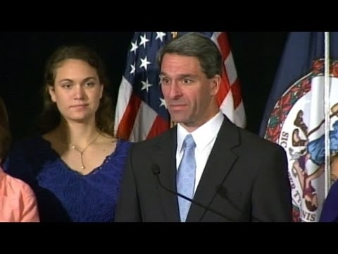 Ken Cuccinelli Concession Speech 2013: Republican Concedes Defeat in Virginia Governor's Race