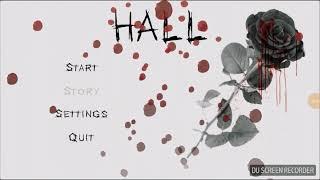 Hall// cheap horror game..vary stupid