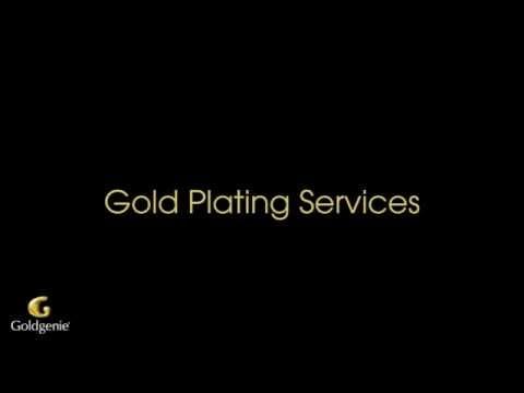 Gold Chrome Plating Gold Plating | 24k Gold