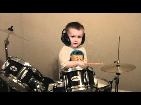 Amazing Kid Drummer Music Videos