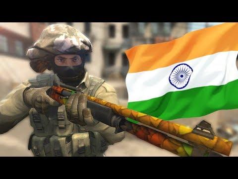 CS:GO THE INDIAN CLAN