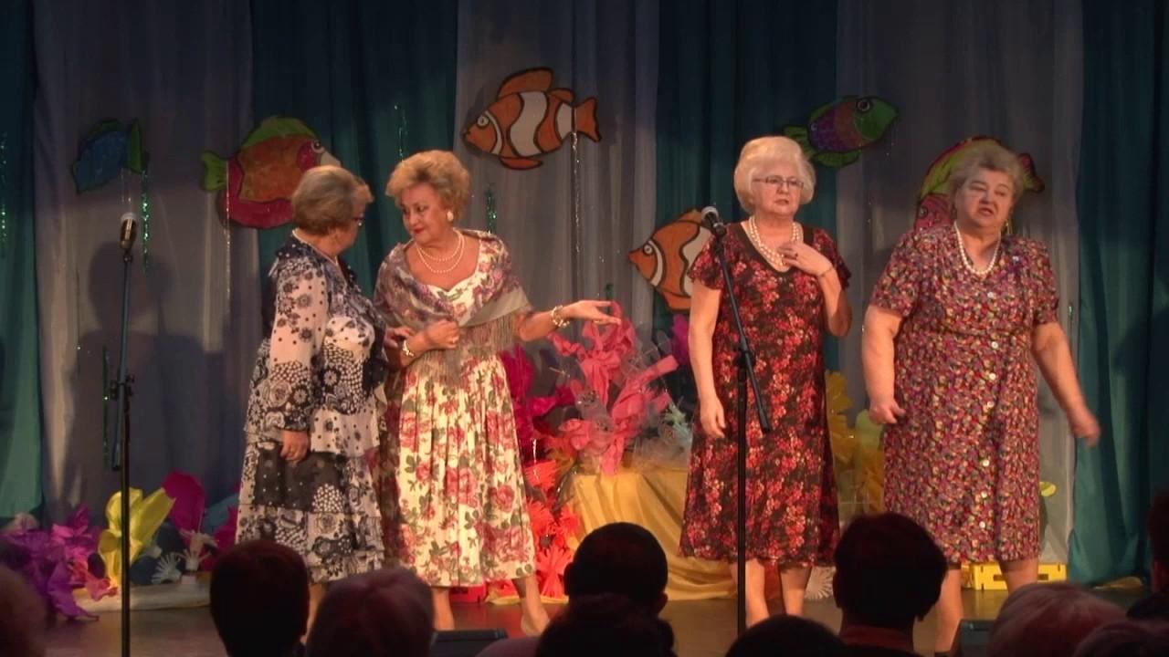 Kabaret Seniorów Szpilka - Koncert karnawałowy (21.01.2017r.) Spodki Białystok