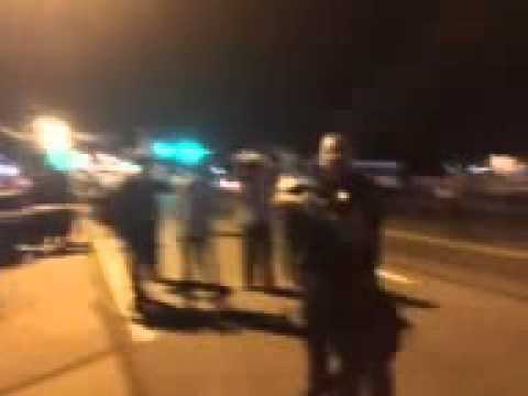 Officer Go Fuck Yourself- Rebelutionary z #ferguson Livestream Clip video