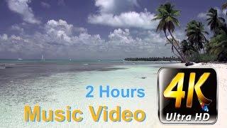 4k Video, 4k Video Test of 4K Ultra HD Resolution Video: Bossa Nova Jazz 4K Music Video Nature