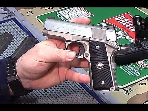 New Colt Defender 1911