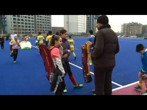 "Kuwait TV Sport: ""L'Hockey su Prato in Italia"""