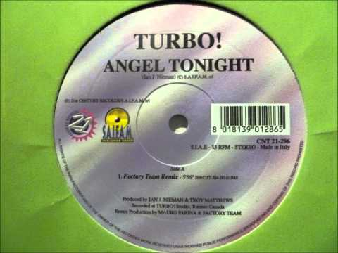 Turbo! - Angel Tonight