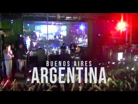 OZUNA DESPEDIDA DE ARGENTINA (RADIO ESTUDIO DANCE)