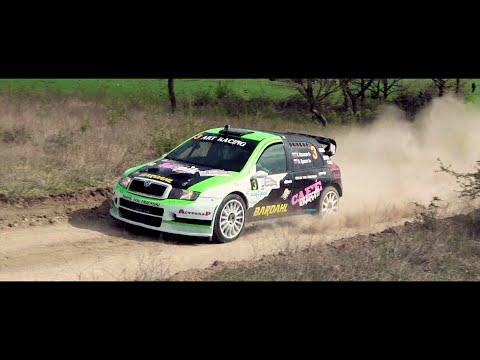 """ŠKODA WRC - RALLY """"VARNA"""" BULGARIA 2015/Jordan Atanasov & Dimitar Spasov"""