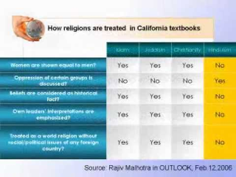 CA Textbooks - Denying Civil Rights to Hindus