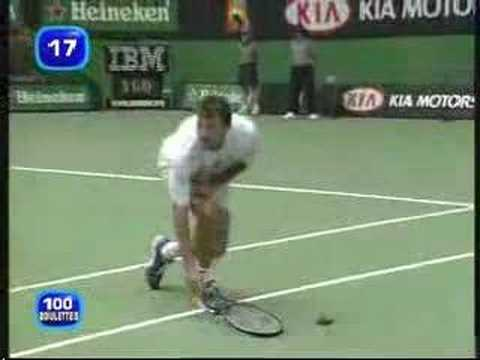 Death by tennis