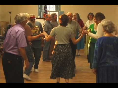 Money Musk party - contra dance Video