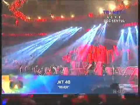 media mv river jkt48 dahsyat