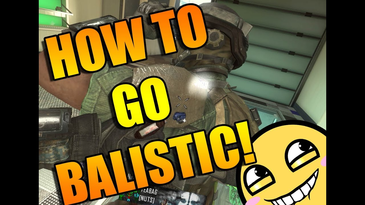 Ballistic Knife Black Ops How to Black Ops 2 Ballistic Knife