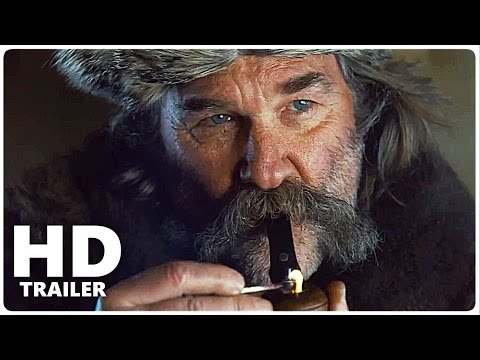 THE HATEFUL EIGHT Trailer 2 | Quentin Tarantino Film 2015