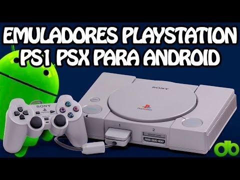 Emulador Playstation 1 PS1 (PSX) para Android + Juegos (Roms) con FPSE y ePSXe + BIOS