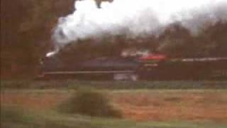 """Southern 2716 """"The First Mile"""" 1981 after being restored in Irondale, Alabama"""