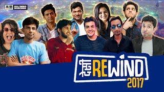 AIB : Desi YouTube Rewind 2017 #PeekeMatChala