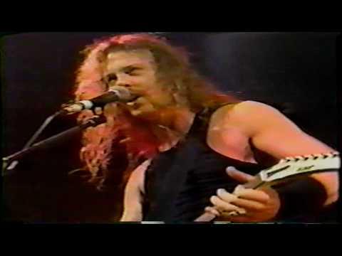 Metallica Blackened Live 1989 in Philadelphia