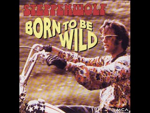 Steppenwolf - Born To Be Wild (Lyrics) (EqHQ)