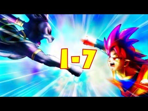 Dragon Ball Super - A Look Back: Battle Of Gods Arc PART 1