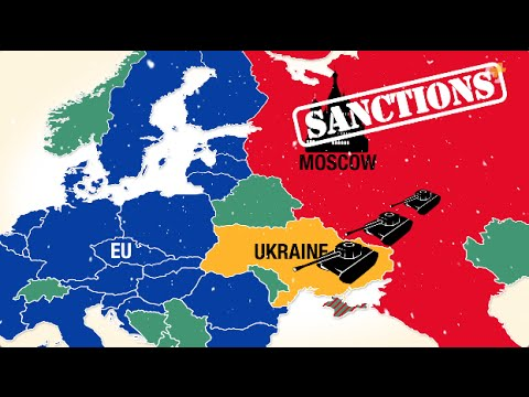 Gas Battle: Ukraine Vs Russia - An Animated History