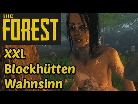 Let's Play The Forest Deutsch German Gameplay - Verstand und Finger verloren