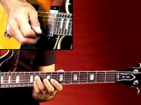 Larry Carlton - Complex Jazz - Key Of C