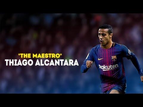 Thiago Alcantara - 2018 ● I'M COMING HOME [FC BARCELONA]