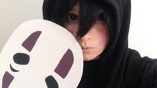 NO FACE cosplay - 5 STEP EASY DIY