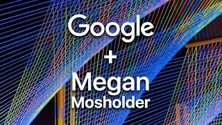 Google Pittsburgh Installation by Artist Megan Mosholder      A String Installation Short Film in 4K