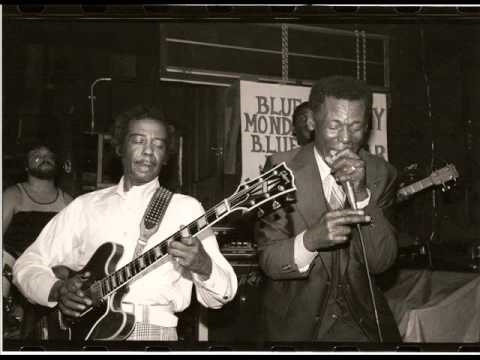 Little Willie Anderson Come Here Mama