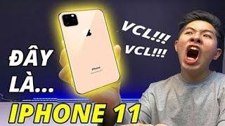 LIỆU ĐÂY CÓ PHẢI iPHONE 11 SẮP RA MẮT???