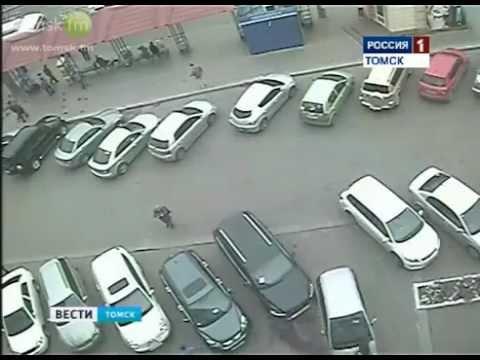 Девушка-водитель сбила беременную