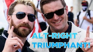The Alt-Right Triumphant
