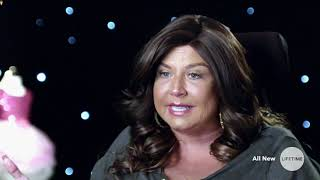 Gianina's Grandmother Passed DURING Her Broadway Debut | Dance Moms | Season 8, Episode 5