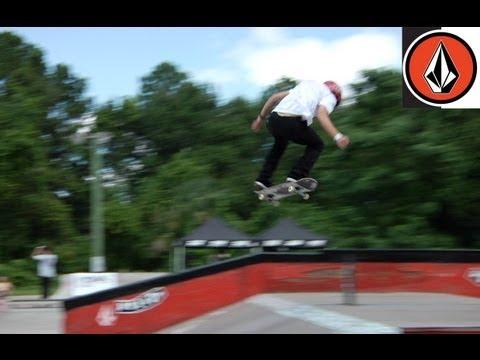 Stop #9 Volcom Stone's Wild In The Parks Jacksonville, FL 2012
