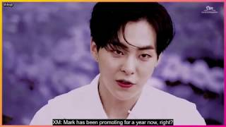 [ENG] 170705 SM STATION Talk Sta - Mark & Xiumin