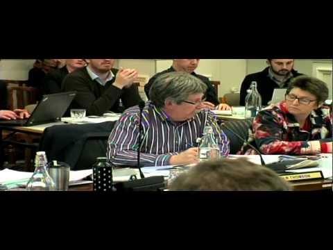 Dunedin City Council - Draft Long Term Plan Deliberations - Part 8