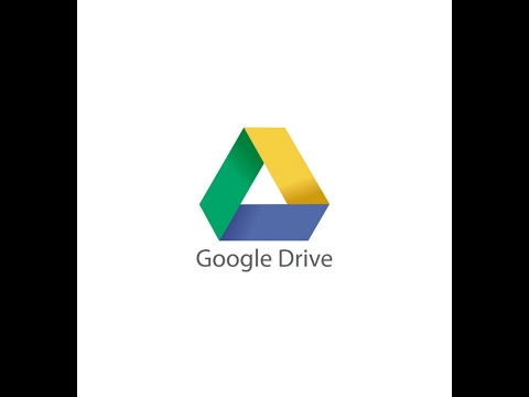 How to upload and download a file or folder in Google Drive