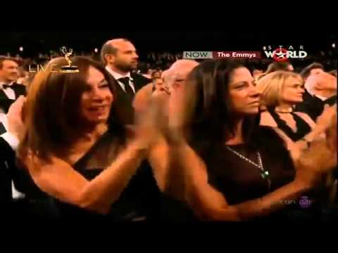 EMMYS 2014 - The Normal Heart WINS EMMY AWARD FOR OUTSTANDING TELEVISION MOVIE [HD]